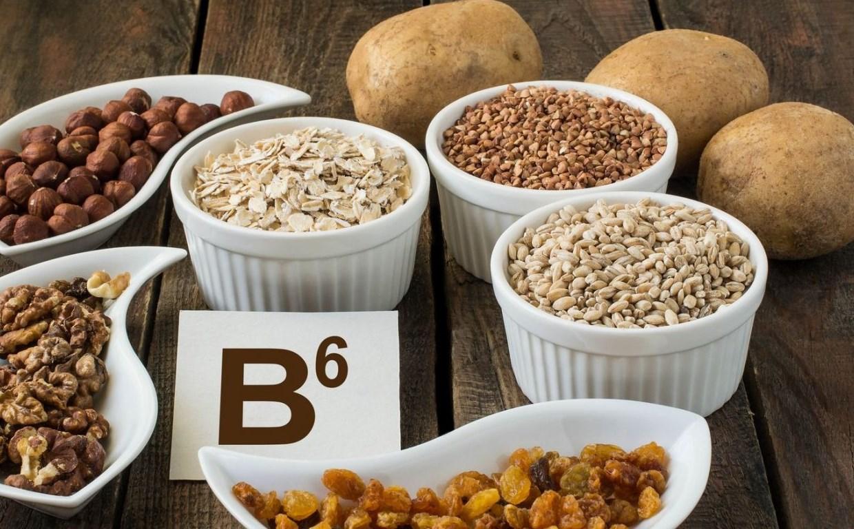 Свойства витамина В6