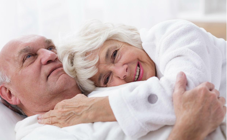 Секс старушки пожилой возраст